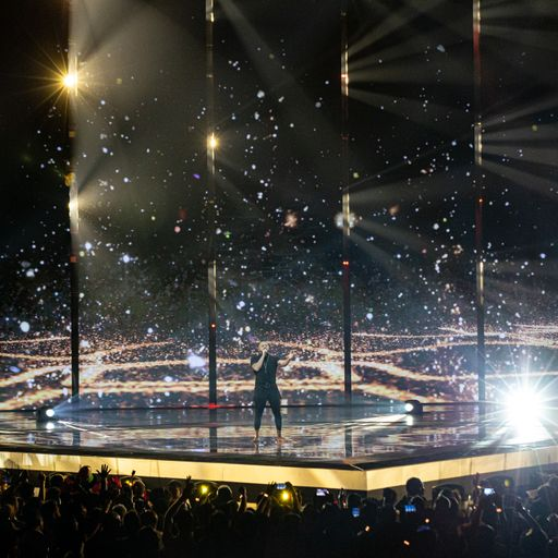Eurovision: Forget 'nul points', UK takes 14th place in Spotify streams of entries