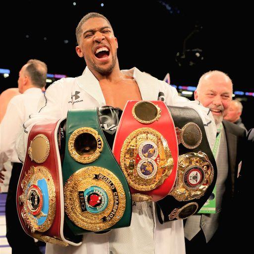 British boxer beats Andy Ruiz Jr to reclaim world heavyweight titles