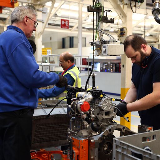 Car industry warns over Brexit costs