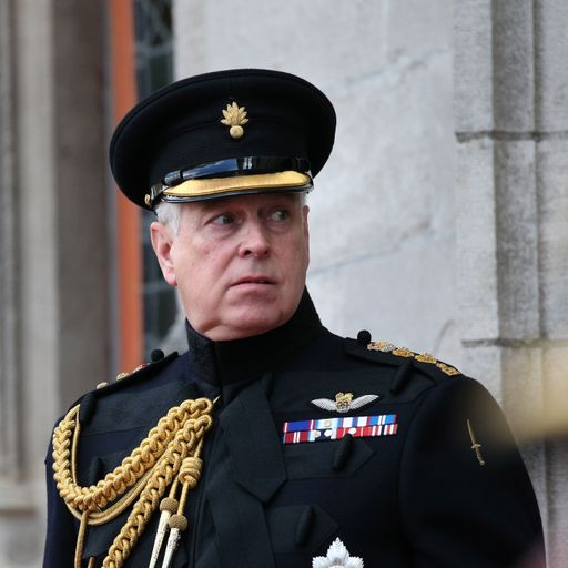 Buckingham Palace denies claim Prince Andrew used n-word in meeting with government aide