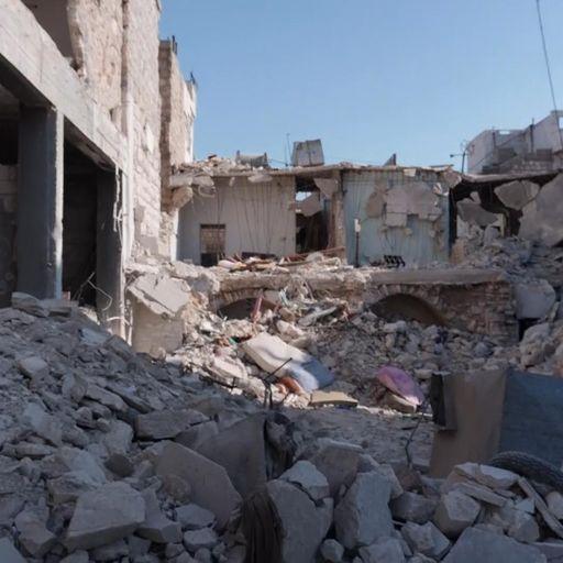 Russian warplanes were behind airstrikes in Syrian school district