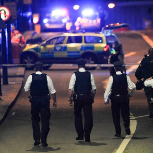 UK terror threat level lowered for first time in five years