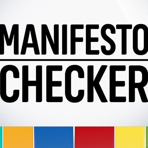Compare policies with our interactive manifesto checker