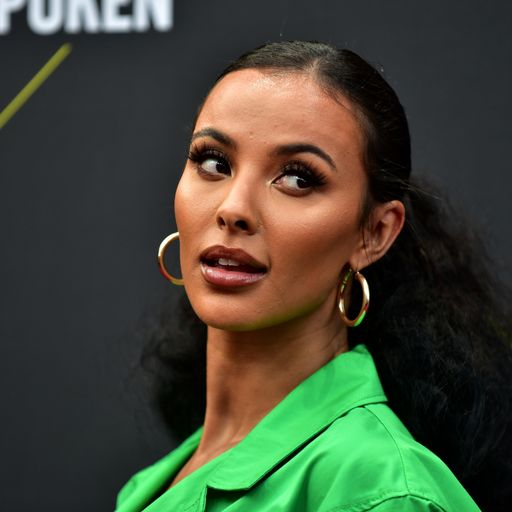 Maya Jama: I want to show 'real life' as well as highlights