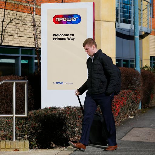 Npower a salutary warning to politicians