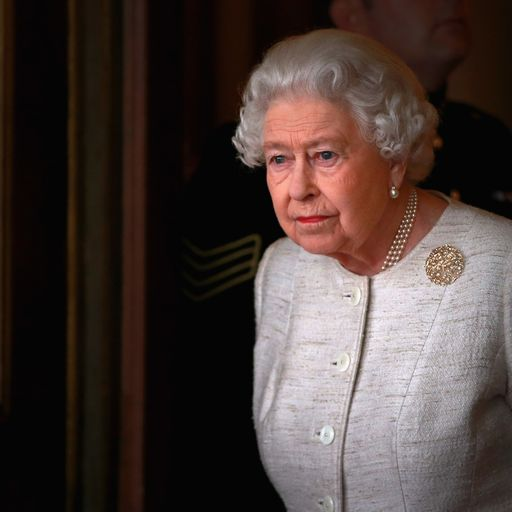Another annus horribilis? The Queen's bad year