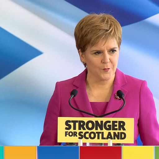SNP would form 'progressive alliance' to keep Tories out of power