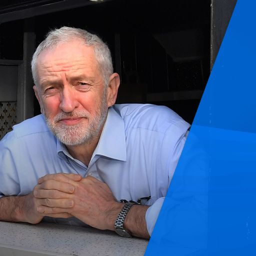 Sky Views: Poverty and inequality drive 'doggedly loyal' Jeremy Corbyn