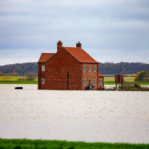 'The devastation to my farm is absolutely phenomenal'
