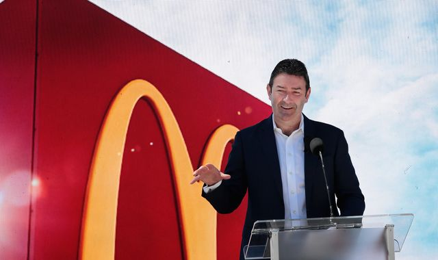 McDonald's sues ex-boss after alleged affairs with four staff - and claims he destroyed evidence