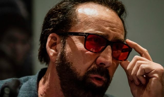Nicolas Cage set to play himself in The Unbearable Weight Of Massive Talent