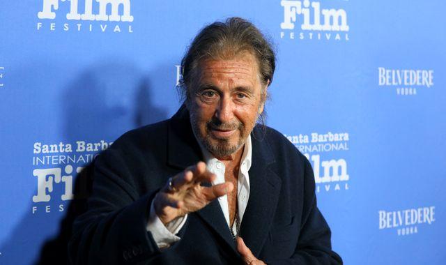 Al Pacino says he has 'perverse' habit of starring in bad films