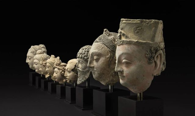 UK returns stolen artefacts to Afghanistan after 17-year investigation
