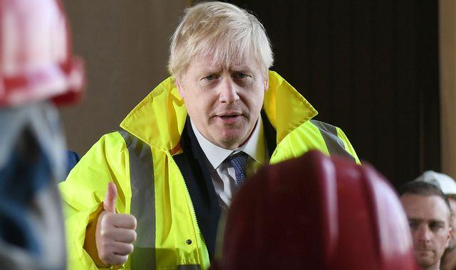 General election: Boris Johnson reveals tax cut plan ahead of Tory manifesto release
