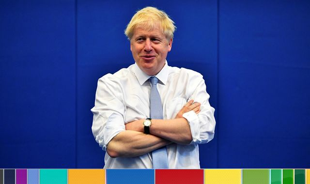 General election: Boris Johnson calls for end of 'groundhoggery' on Brexit