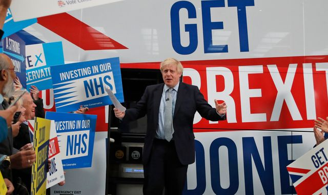 General election: Tories outline migration rules as Labour shelve free movement plans