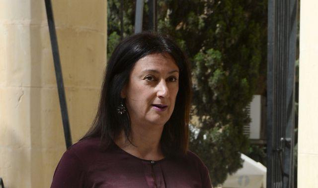 Daphne Caruana Galizia murder: 'Money launderer' with information on reporter's killing may get pardon