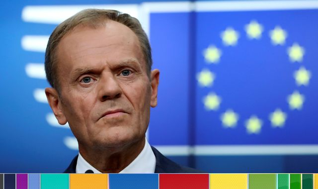General election: 'Don't give up' on stopping Brexit, Donald Tusk tells campaigners