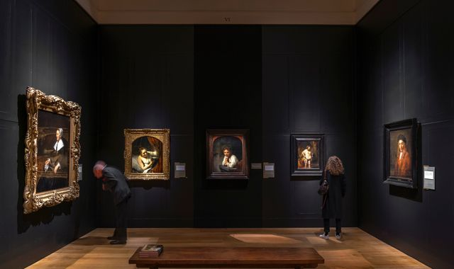 Rembrandt theft foiled by police after raid at Dulwich Picture Gallery in London