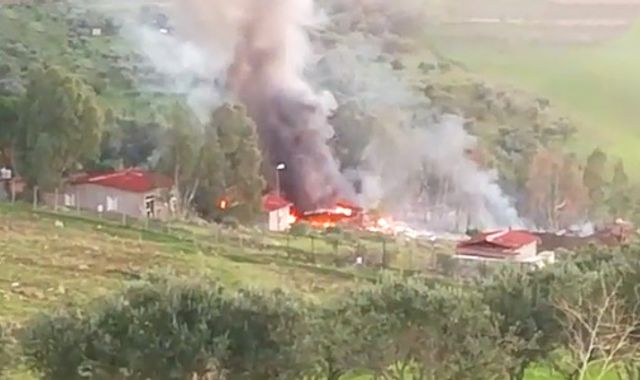 Five people killed in explosion at fireworks factory in Sicily