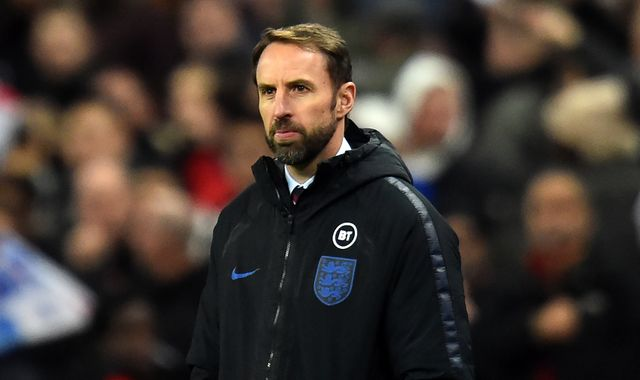 I may lose England job if Euros go badly, says Gareth Southgate