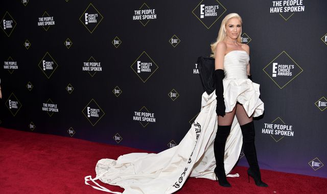 People's Choice Awards: 'Fashion icon' Gwen Stefani leads red carpet best dressed