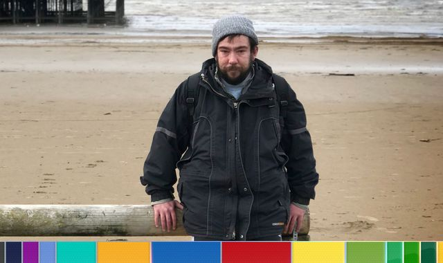 General election: Meet Tom, just one of the 320,000 people who are homeless in the UK