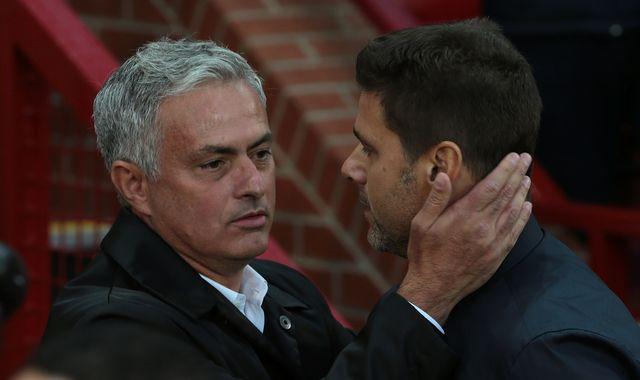 Jose Mourinho agrees deal to replace Mauricio Pochettino as Tottenham manager
