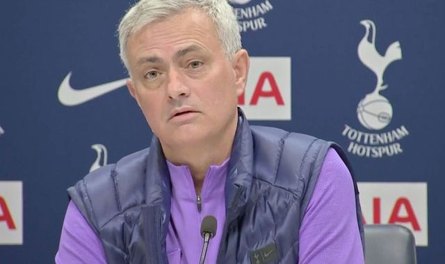 Jose Mourinho: New Spurs boss says he 'won't make same mistakes' as at Manchester United
