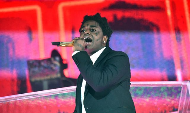 Rapper Kodak Black jailed over weapons charges