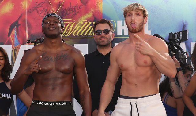 KSI vs Logan Paul 2: British YouTuber wins boxing fight against social media rival