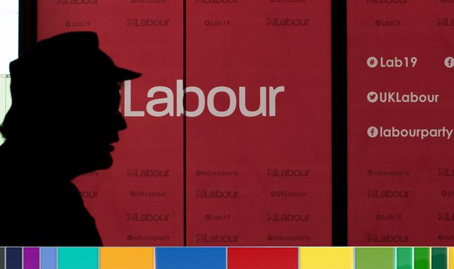 General election: Jeremy Corbyn 'very worried' after 'cyber attack' on Labour