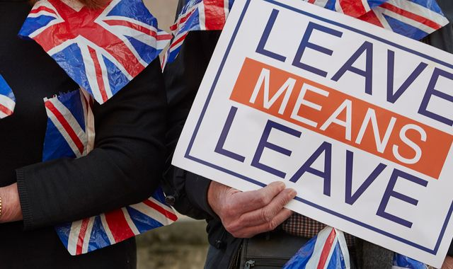 Breakup of UK a price worth paying for Brexit, say Leave voters in poll
