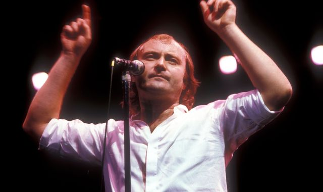 Jesus He Knows Me: Huge church statue in Mexico is Phil Collins lookalike