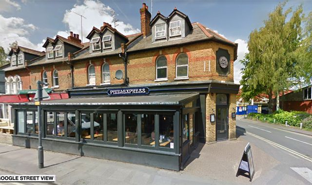 Prince Andrew: TripAdvisor suspends reviews of Pizza Express duke says he visited
