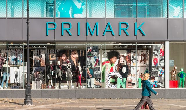 Primark suffers fall in UK sales despite solid Christmas