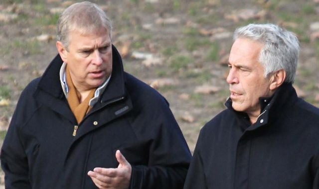Prince Andrew steps back from public duties over Jeffrey Epstein scandal