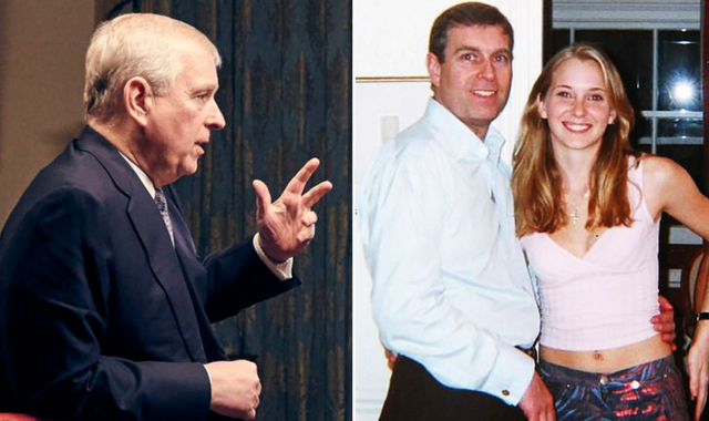 Prince Andrew denies sex with 17-year-old: 'I went to Pizza Express that day'