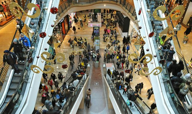 Retail figures offer some relief after a gloomy December