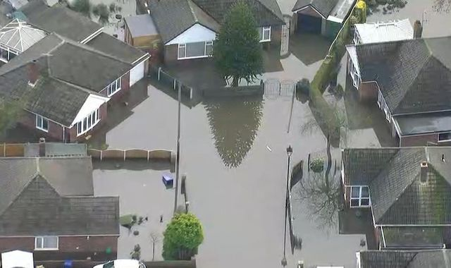 UK weather: More than 250 flood warnings and alerts issued after more heavy rain