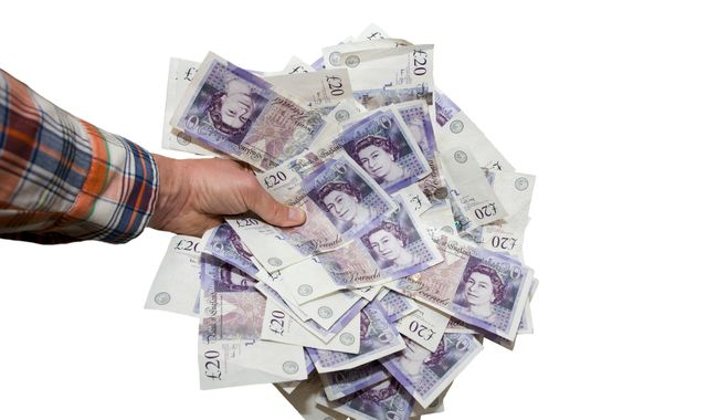 Villagers in County Durham keep handing in 'mystery' bundles of cash found in streets