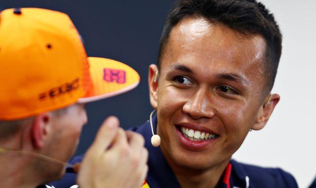 The Alex Albon analysis: Mark Hughes on Red Bull's rising star