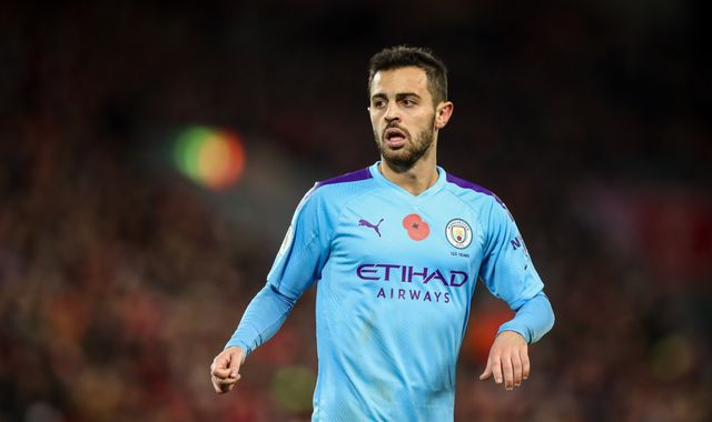 Bernardo Silva: Manchester City midfielder banned and fined over Benjamin Mendy tweet