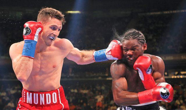 Smith vs Ryder: WBA champion urged to produce brutal win