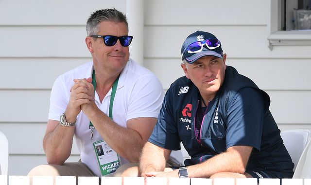 Chris Silverwood calls England job 'a great challenge' ahead of New Zealand Test series