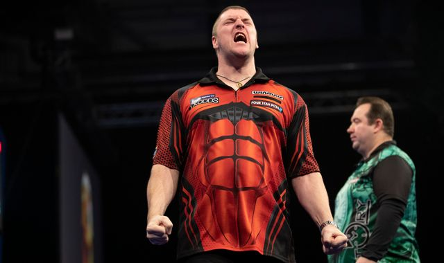 Daryl Gurney looking to build on emotional win over Brendan Dolan