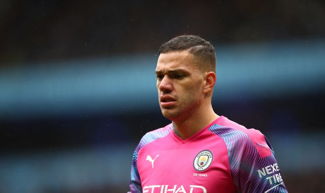 Ederson: Manchester City goalkeeper in contention for Chelsea clash