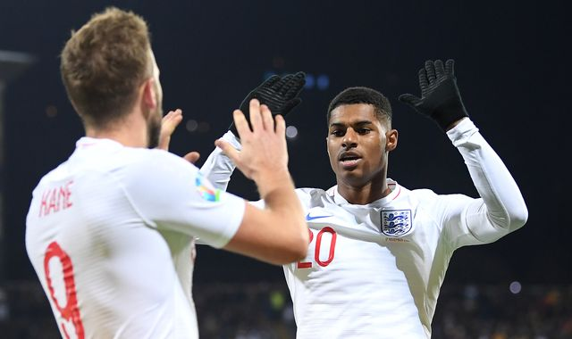 England player ratings vs Kosovo: Harry Winks, Ben Chilwell, Marcus Rashford impress