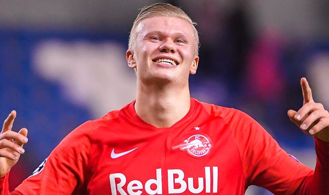 Erling Haaland visits RB Leipzig and Dortmund as January move nears