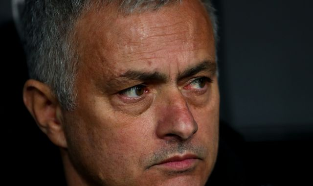 Jose Mourinho reveals Tottenham transfer plans